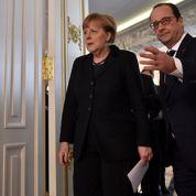 Ukraine : Berlin et Paris s'accrochent aux accords de Minsk