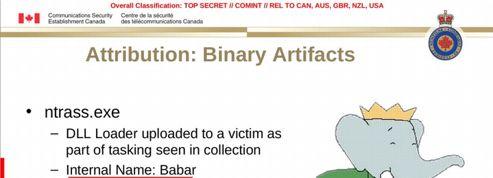 La France soupçonnée d'avoir créé le logiciel espion «Babar»