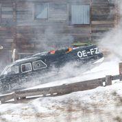 Spectre :deux blessés graves sur le prochain James Bond