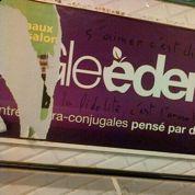 Pubs Gleeden par la RATP : la fidélité n'est pas à vendre!