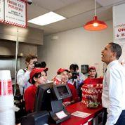 Five Guys, les burgers préférés de Barack Obama, débarquent en France