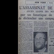 Le 21 février 1965, Malcolm X est assassiné