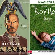 Oscars 2015 : Birdman et Boyhood favoris