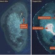 Pékin étend son emprise en mer de Chine méridionale