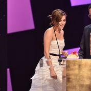César 2015 : l'étrange comportement de JoeyStarr avec Kristen Stewart