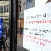 Près d'un Français sur cinq travaille le dimanche