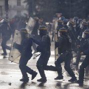 Nantes, Toulouse : manifestations tendues, seize policiers blessés