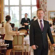 Palace: Kevin Chambenoit ou le service gagnant