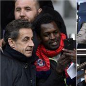 Sarkozy, Biolay, Trezeguet: du beau monde pour voir le PSG