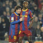 Pour Eric Abidal, le PSG «pourrait plaire» à Lionel Messi