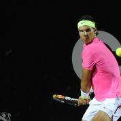 Agacé, Nadal craque face à l'arbitre en plein match