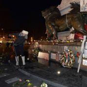 Un collectif déplore le saccage du mémorial de Charlie Hebdo à Paris