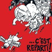 Charlie Hebdo :deux nouveaux dessinateurs intègrent l'équipe