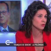 Apolline de Malherbe et Patrick Cohen en désaccord sur le terme «Français de souche»