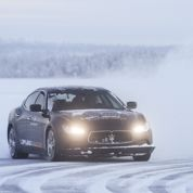 Maserati Ice Driving, quand le patinage devient artistique