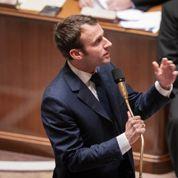 Macron fustige le «foyer infectieux» des «fainéants» du PS