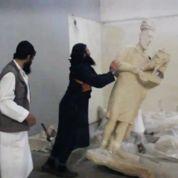 Daech met en avant les massacres culturels sur le Net
