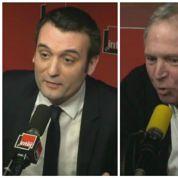 Échange houleux entre Florian Philippot et Bernard Guetta sur France Inter