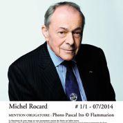 Rocard alerte sur les dérives qui mènent au «suicide de l'humanité»