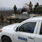 Ukraine: le difficile contrôle du cessez-le-feu