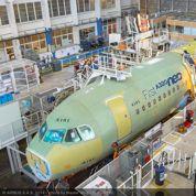 2015, année de forte hausse de cadence chez Airbus