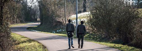 Des migrants de Calais installés en Bourgogne