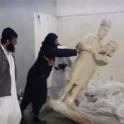 Daech s'acharne sur les trésors du musée de Mossoul
