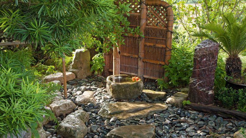 la d couverte du sublime jardin zen d 39 erik borja. Black Bedroom Furniture Sets. Home Design Ideas