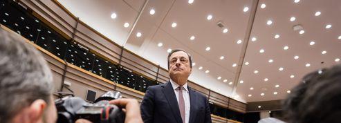 En Europe, la conjoncture s'est retournée, grâce au pétrole, à l'euro faible et à la BCE