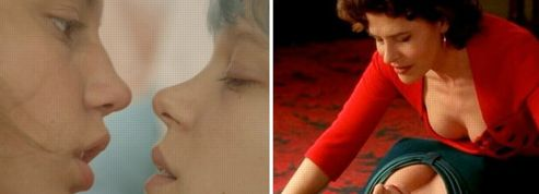 Catherine Deneuve, Léa Seydoux... Les baisers lesbiens au cinéma