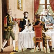 Les plats préférés de Napoléon Ier