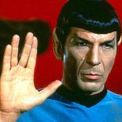 Leonard Nimoy: M. Spock s'est téléporté au-delà des étoiles