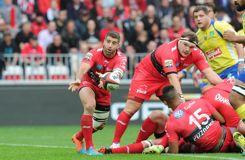 Dopage dans le rugby : le communiqué moqueur de Toulon