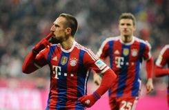 Franck Ribéry a «coupé avec la France»