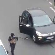 Attentats de Paris: le scénario bien préparé des frères Kouachi et de Coulibaly