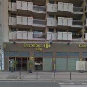Un Carrefour City placarde les photos de voleurs présumés