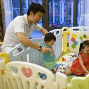 À Shanghaï, la famille nombreuse reste un luxe