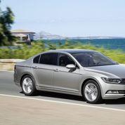 La Volkswagen Passat élue voiture de l'année
