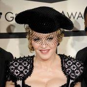 Madonna en concert à Bercy, le 9 décembre