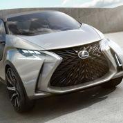 Lexus LF-SA, une iQ de luxe?