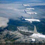 Airbus veut réduire les «trous noirs» dans l'espace aérien