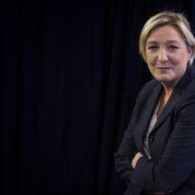 Marine Le Pen accepte finalement de prendre un verre avec Madonna