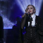 Madonna au Grand Journal ,nous y étions
