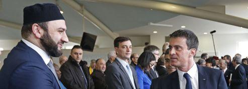 Formation des imams à la laïcité: Valls à l'université de Strasbourg