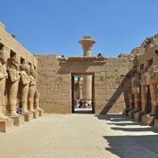 Karnak : découverte d'objets de culte au temple de Ptah