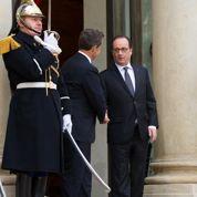 2017 : «Je ne suis pas dans l'obsession», assure Hollande en visant Sarkozy