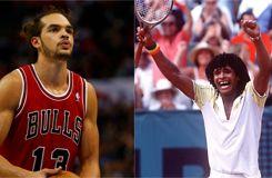 Noah, Zidane, Gourcuff: sportifs et champions de père en fils