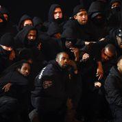 Le nouveau titre de Kanye West, un rap solide...