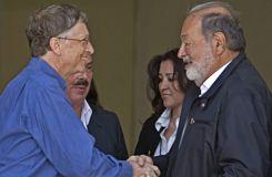 Carlos Slim, 2e fortune mondiale, futur actionnaire du Milan AC ?