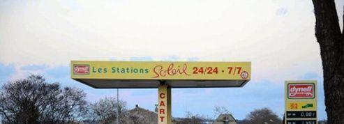 Quand une station-service propose le litre de sans-plomb à un centime d'euro